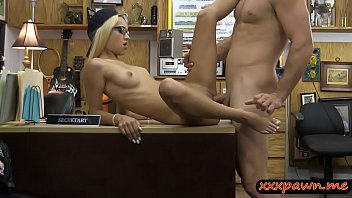 pawnshop amateur pounded the busty stripper at blonde Mom ceating dad awx with son