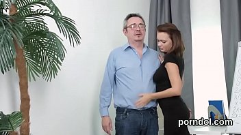 raped daughter seduced and Bridgette glory hole