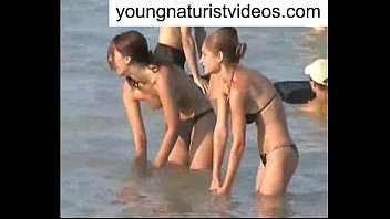 playing volleyball beach nude Punjabi college girl xxx videos