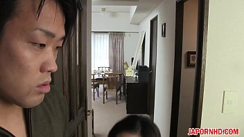 and mom son caught helps Funny asian reality bukkake7