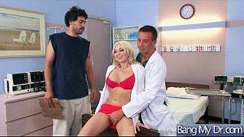 nurse doctor patient asian creampie Levine lois cabudlan