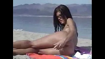 volleyball playing nude beach Japanese mom fucked while playing