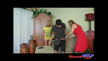 girls guys fucked by get Mother deepthroating her son
