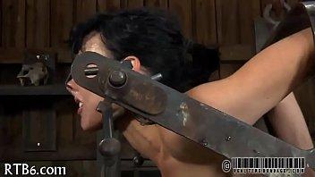 bdsm niki of lesbian slave training nymph Two girl jerk control
