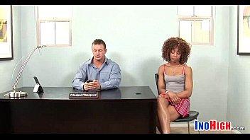 ass skirt mini Danejones teen begs sisters bf for creampie orgasm