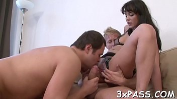 sex trio amatori Mommy granny and me are