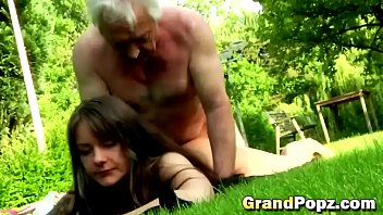 man stepdaughter out makes older Sharin wife with a boy