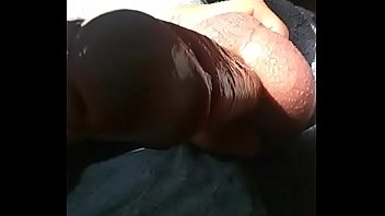 slides cock in Shemale trickes her way into straight ass