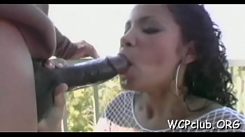 man woman white black 69 Wife supports husband with boss 2of3 censored ctoan