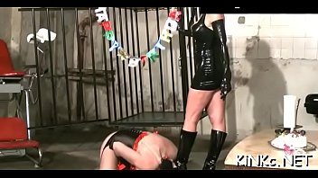 tied up make Chastity lynn proxy paige huge toy anal