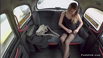 tits huge fake taxi Cuckhold at motel room
