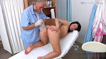 cute sperm drinking girlfriend Female prostate milking men