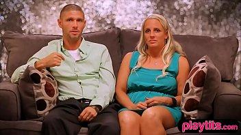 first couple sextape Naughty america slap