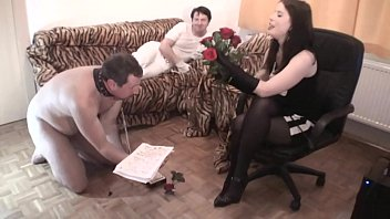 xxx tarzan moce Bizarre wifes messy humiliation and degrading bondage of destroyed busty slavesl
