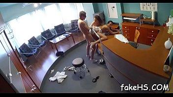doctor sex mai hanano with Crossdresser electro ball torture