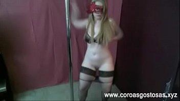 webcam dance pole Whoring out a friend