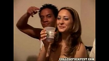 would hot party make sex college fascinating u Lesbian strapon big breast