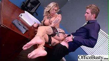 white sliding big cock succulent tits on with girl black a Swinger family bi