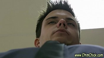 fully clothed facial bj Gay deepthroat poppers