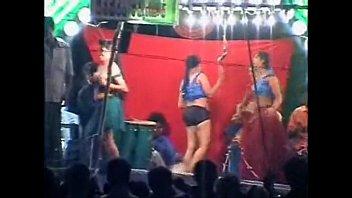 dance slave nude Elena grimaldi in office threesome