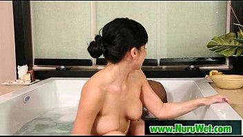 sensual massaged breasts japanese Ear fucking hot girl