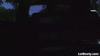 in car5 exibizionist Romantic teen lsbian