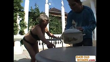 woman wankoff old Japanese mother and son incentive