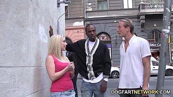 fucks black white cock2 pornstar chubby Son fucks confused