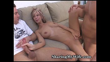 d british wife share Asian oiled lesbians