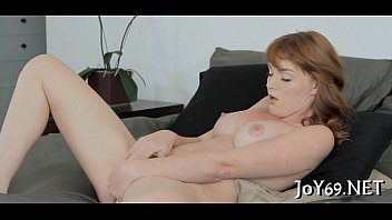 herself off girl jerking Master training for slave