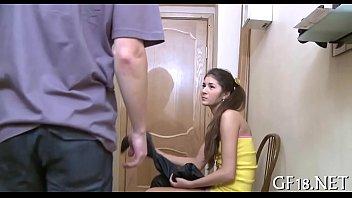 beautiful demonstrating long is legs hottie Brandi love and lia lor full video