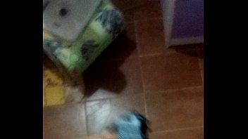 cu comeu cunhada Forced handjob snif feet