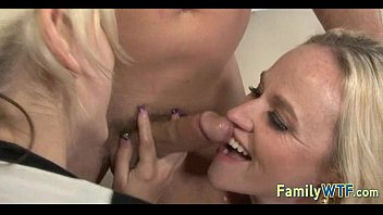 cumming japanese and mom daughter Belly inflation coke and mentos