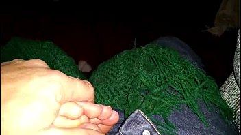 feet boyfriend sleep Pakistani pathan amber red hair muslim