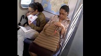 train fkash in the Son fuck his mom sleepiing hentai