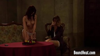 torture slave girls Forced double fist