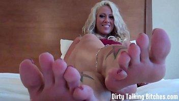 cum feet tinas Great blowjob german blonde compilation