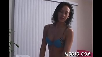 oiled bounce and on black ride dick ass Massage tricked into happy ending
