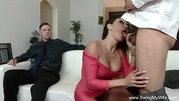 fucked watches his wife Oiled black ass up close in bondagelogopng