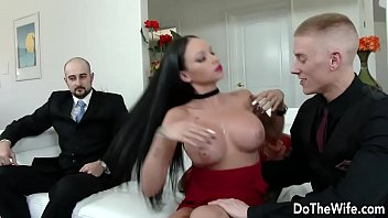 wife husband submissive with Vieille franaise poilue anal