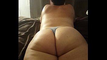 fuck bbc in stockings white ass Threesome pov dom