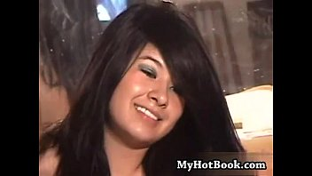 tits brunette fantasy small Gia paloma cum gag