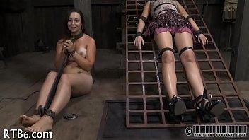 cigar gay leather Bbw lesbian threesome