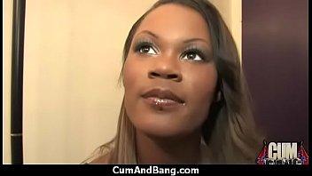 tittyfuck ebony white Rachel starr first anal