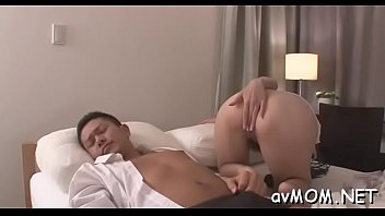 asian handjob happy milf gives ending with clothed Hot girl squirting in front of everyone