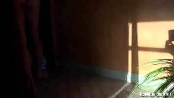 platform cougar heels on Korean gay student anal fm145