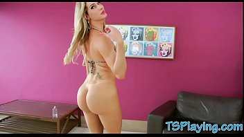 sex a shemale blonde makes tape Madison ivy and danny wylde
