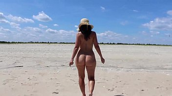 beach milfs topless Big tits sister caught brother