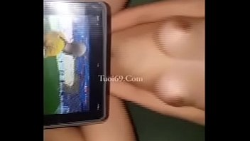 video dempo bokep murid Desi aunty crying not to record her