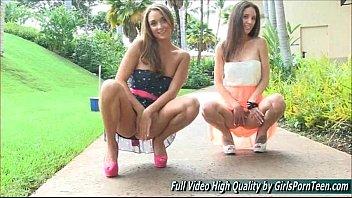 public flashing park bench Promis nudeln scene e